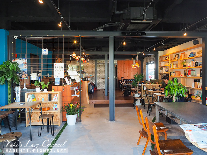 Tonagi Hostel & Cafe特納奇旅館22.jpg