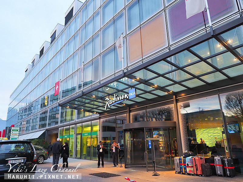 盧塞恩麗笙酒店Radisson Blu Hotel, Lucerne3.jpg