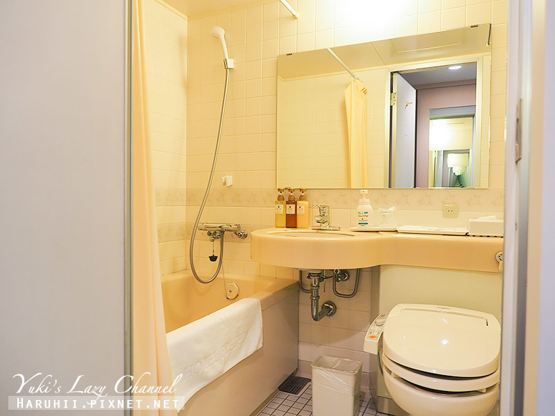 Hotel Precede Koriyama郡山普瑞森酒店15.jpg