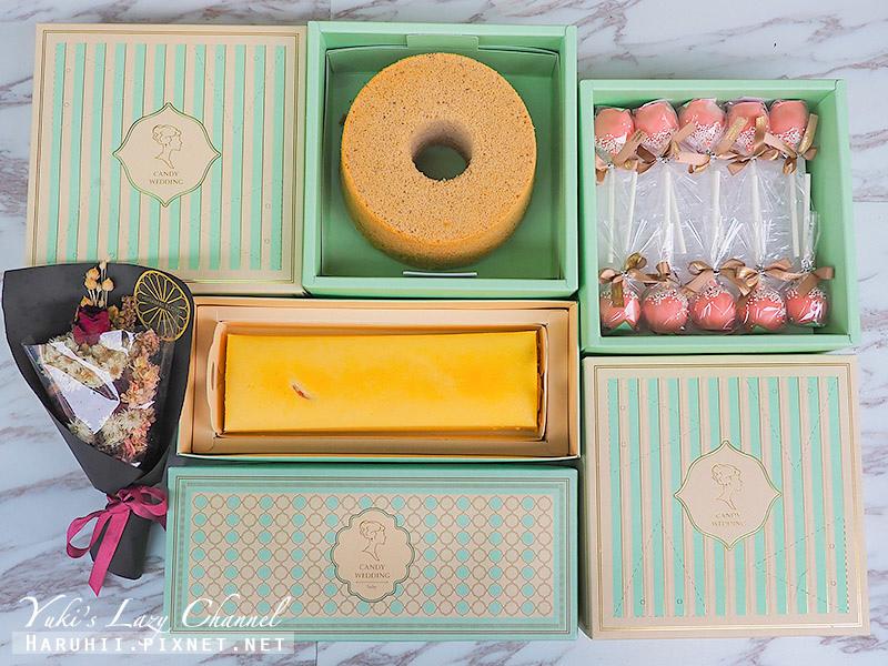 Candy Wedding彌月蛋糕1.jpg