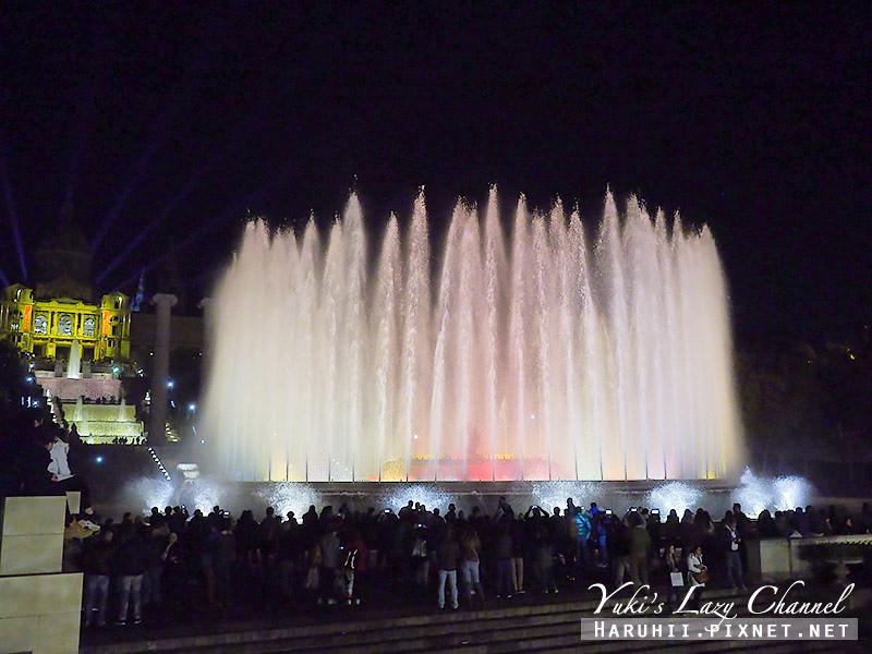 巴塞隆納魔幻噴泉Font Màgica8.jpg