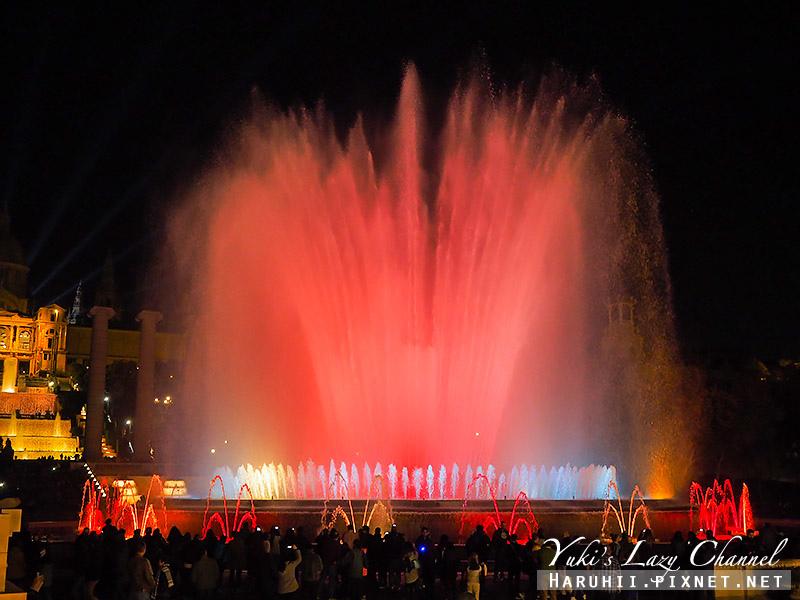 巴塞隆納魔幻噴泉Font Màgica16.jpg