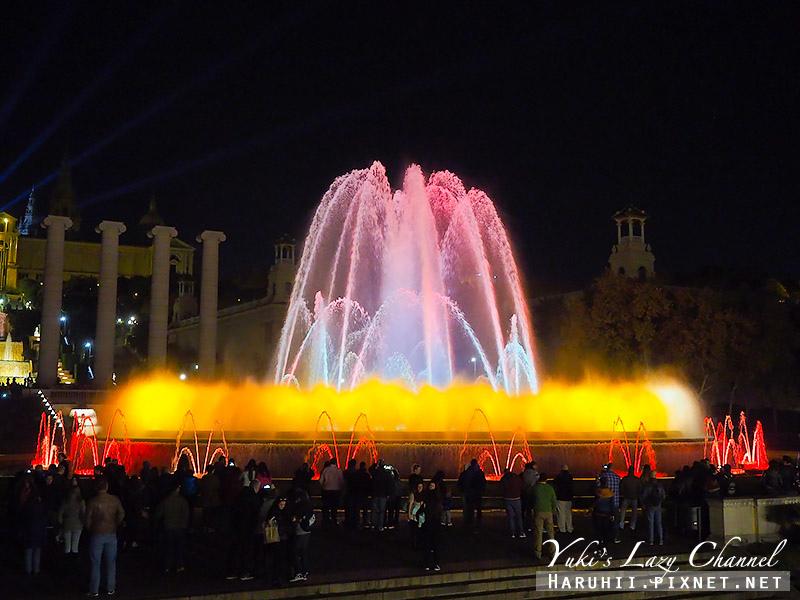 巴塞隆納魔幻噴泉Font Màgica19.jpg