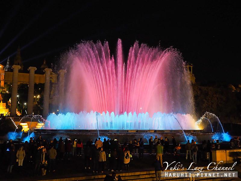 巴塞隆納魔幻噴泉Font Màgica21.jpg