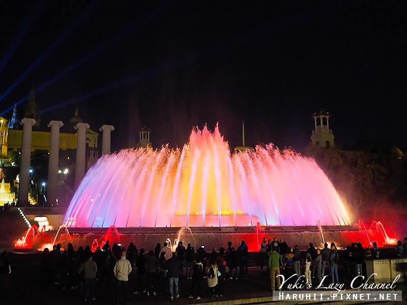 巴塞隆納魔幻噴泉Font Màgica22.jpg
