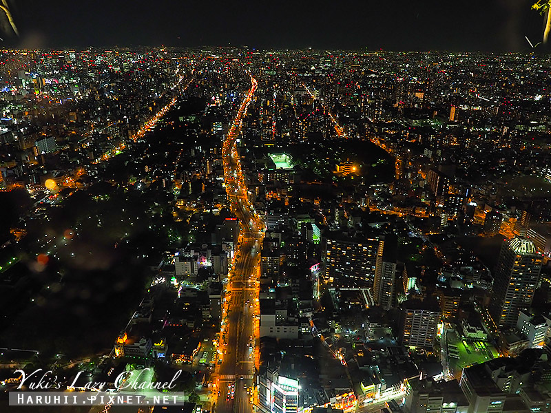 阿倍野HARUKAS 300展望台33.jpg