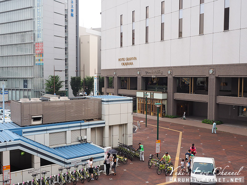 Hotel Granvia Okayama岡山格蘭比亞飯店4.jpg