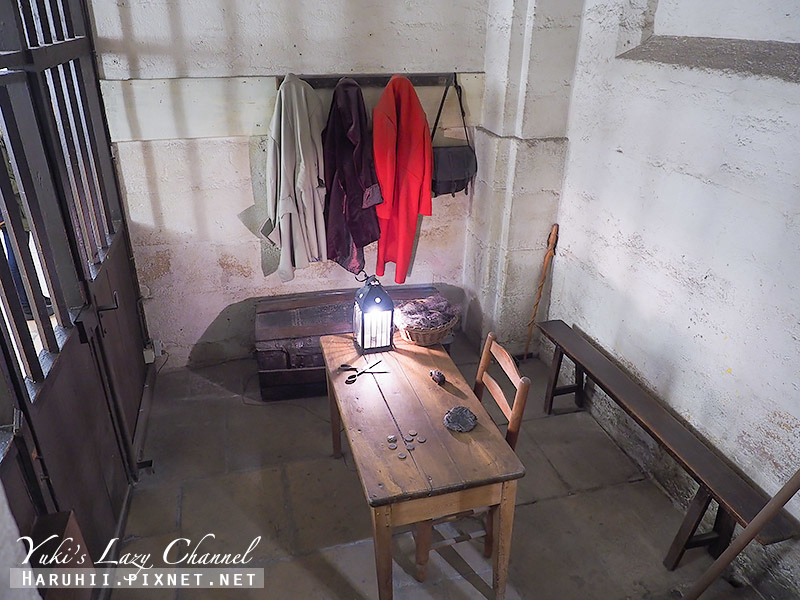 巴黎古監獄 Conciergerie11.jpg
