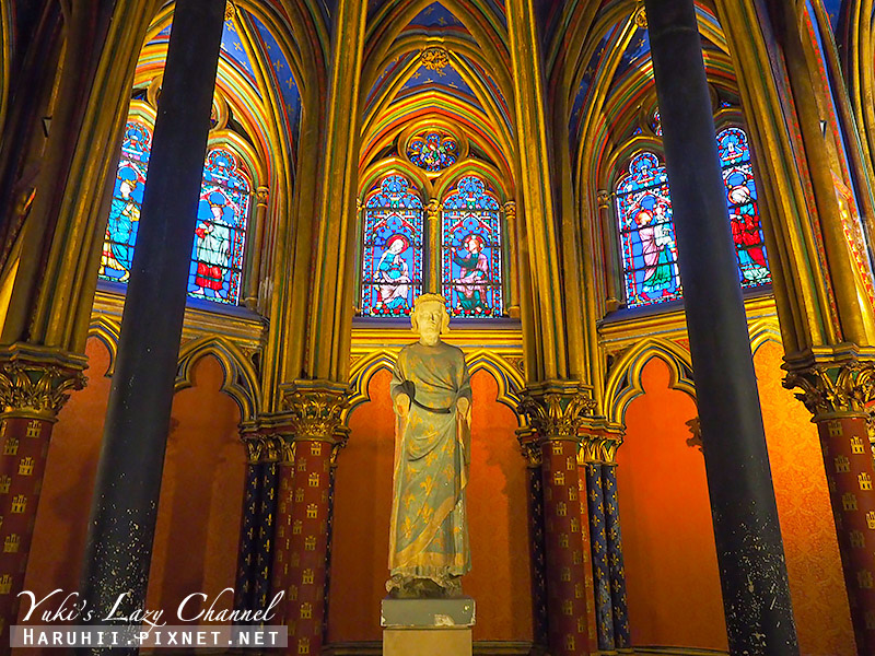聖徒禮拜堂 Sainte Chapelle1.jpg