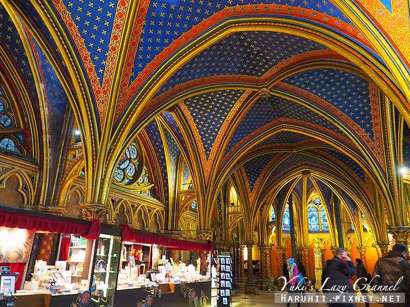 聖徒禮拜堂 Sainte Chapelle4.jpg