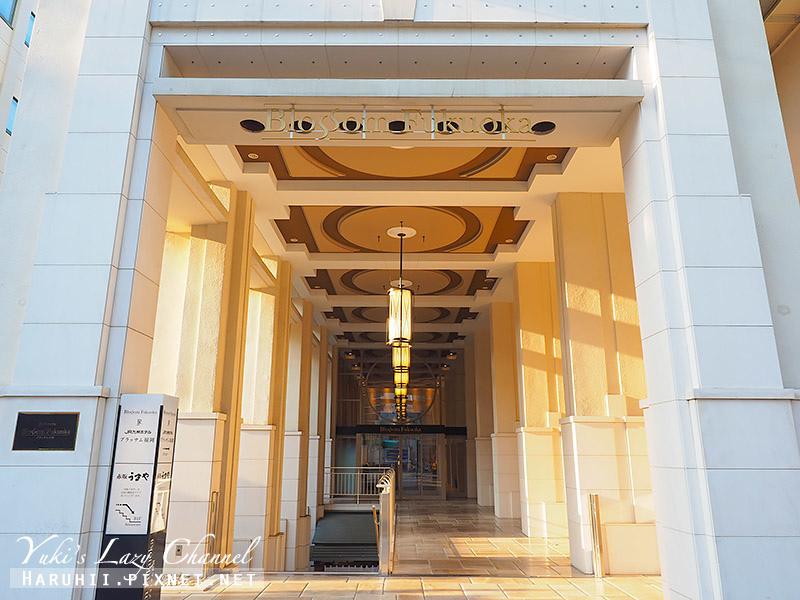 福岡JR九州福岡花博酒店JR Kyushu Hotel Blossom Fukuoka1.jpg