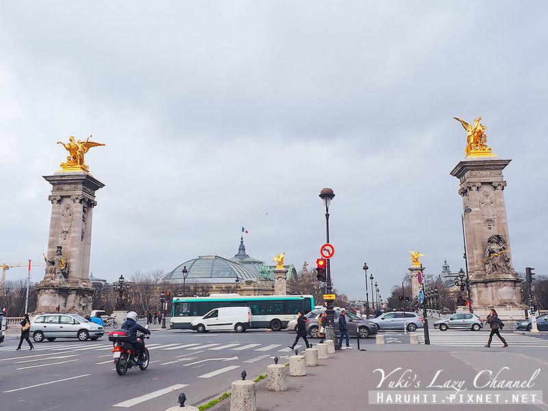 亞歷山大三世橋 Pont Alexandre III 3.jpg
