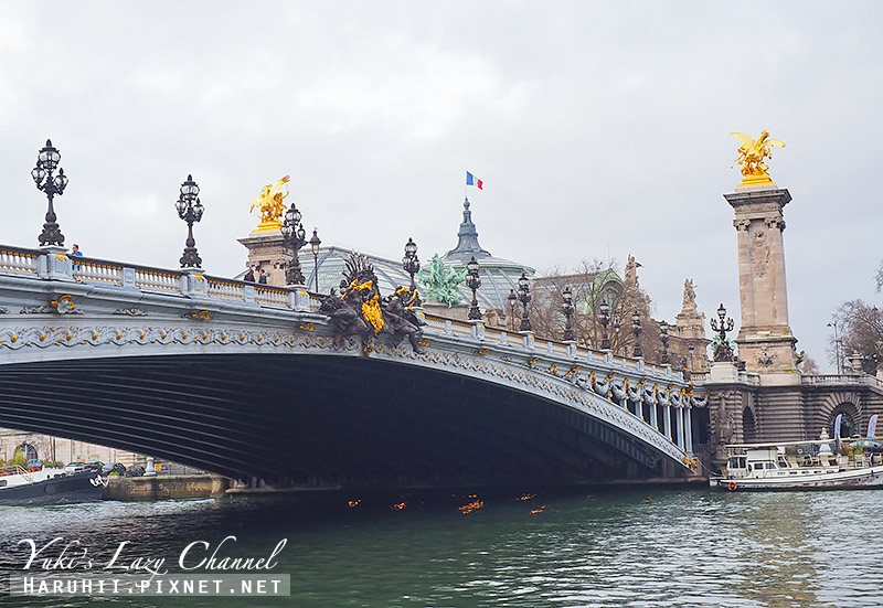 亞歷山大三世橋 Pont Alexandre III 4.jpg