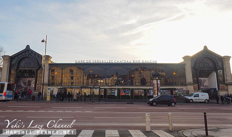 凡爾賽宮交通Versailles Chateau3.jpg