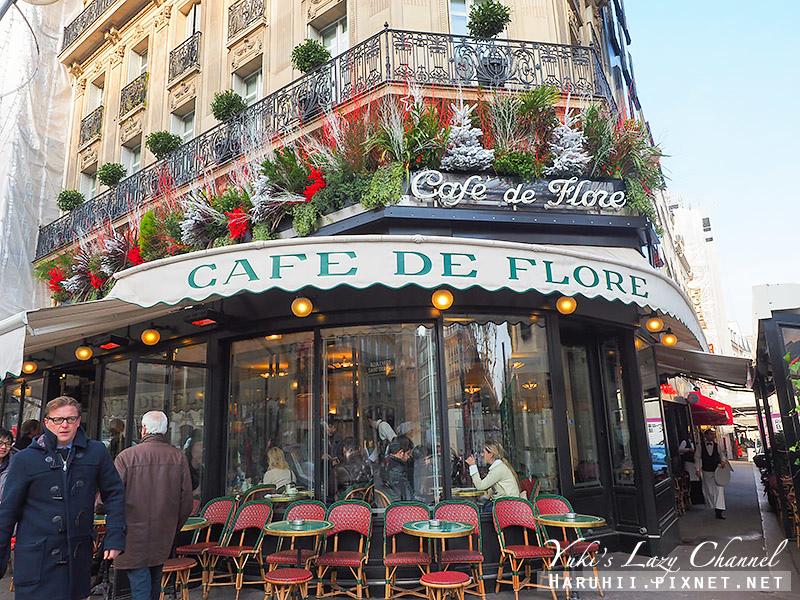 Cafe de Flore花神咖啡館4.jpg
