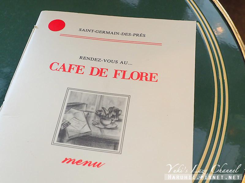 Cafe de Flore花神咖啡館6.jpg