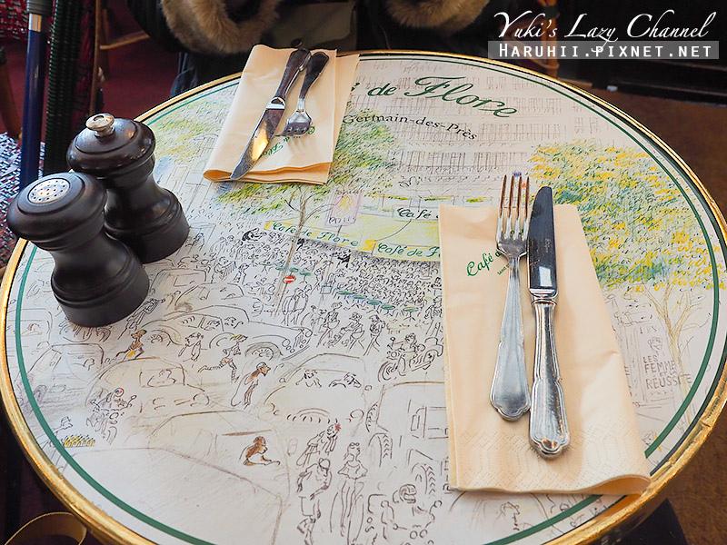 Cafe de Flore花神咖啡館9.jpg