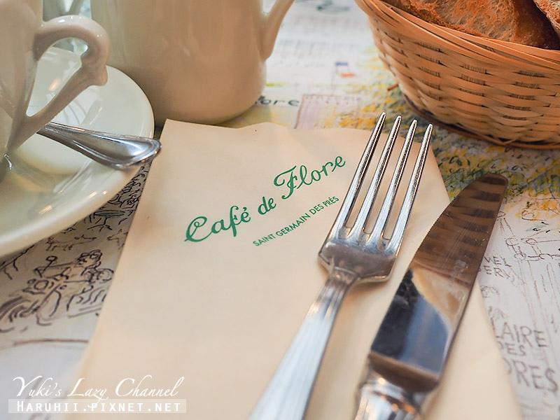 Cafe de Flore花神咖啡館11.jpg