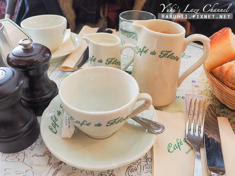 Cafe de Flore花神咖啡館12.jpg