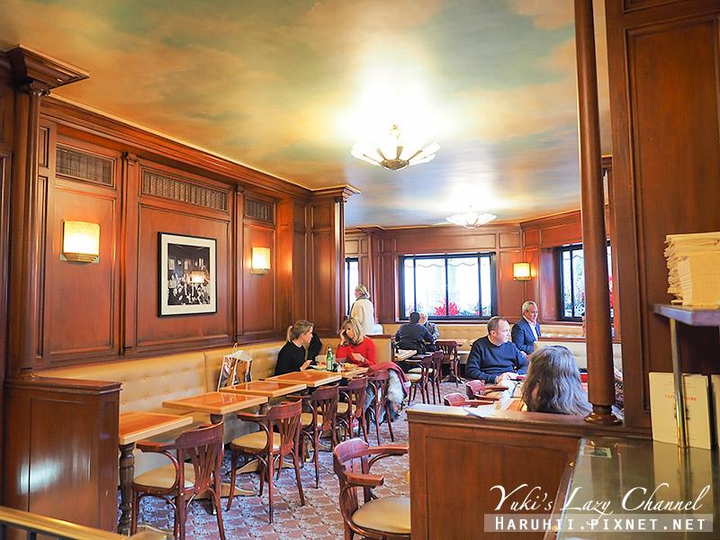 Cafe de Flore花神咖啡館27.jpg
