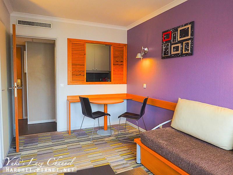 柔居公寓飯店 凡爾賽港Adagio Aparthotel Porte De Versailles3.jpg