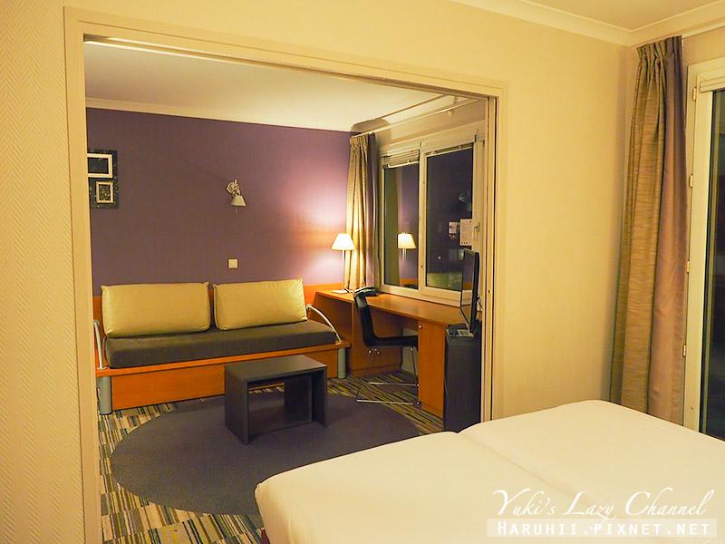 柔居公寓飯店 凡爾賽港Adagio Aparthotel Porte De Versailles9.jpg