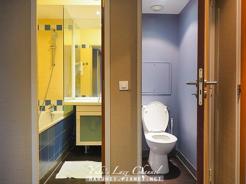 柔居公寓飯店 凡爾賽港Adagio Aparthotel Porte De Versailles19.jpg