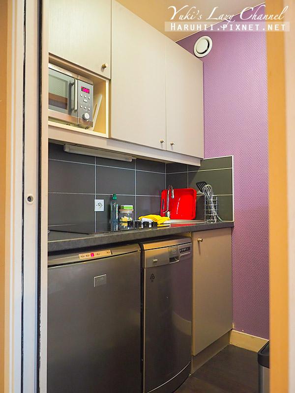 柔居公寓飯店 凡爾賽港Adagio Aparthotel Porte De Versailles18.jpg