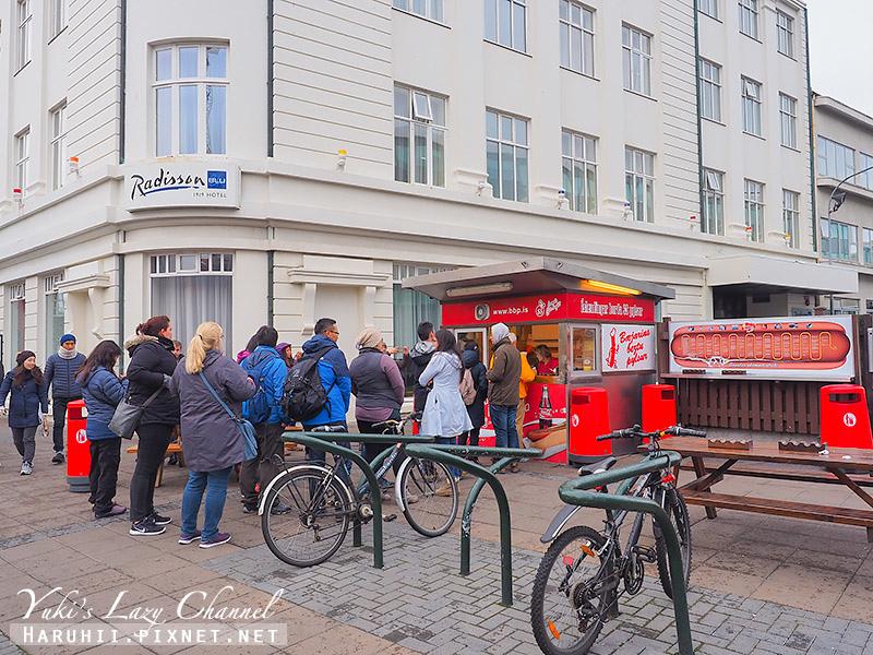 冰島最好吃的熱狗Bæjarins Beztu Pylsur.jpg