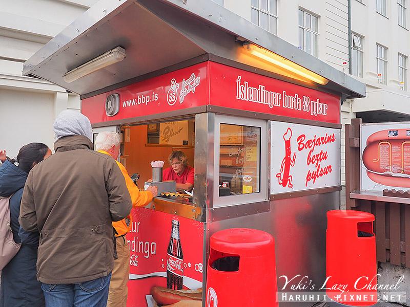冰島最好吃的熱狗Bæjarins Beztu Pylsur1.jpg