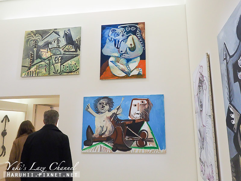 畢卡索美術館 Musée National Picasso21.jpg