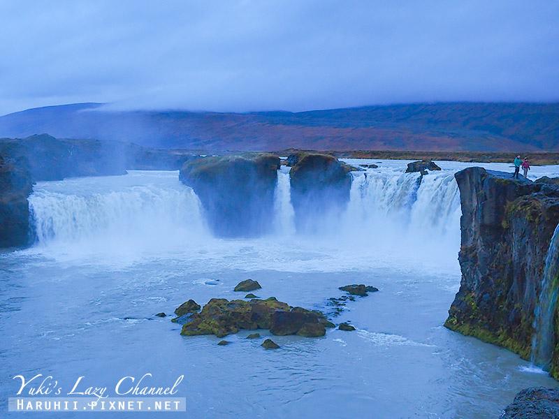 Goðafoss Waterfall上帝瀑布.jpg