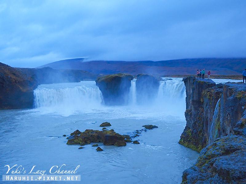 Goðafoss Waterfall上帝瀑布1.jpg