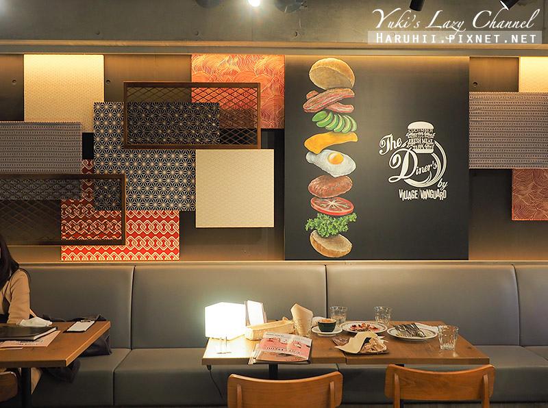卡娜赫拉限定餐點The Diner's by Villaga Vanguard3.jpg
