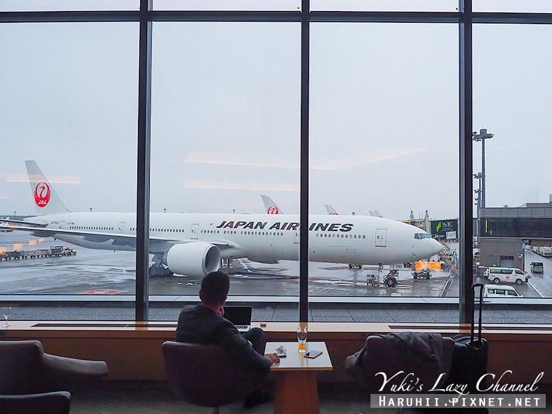 成田機場日航Sakura Lounge6.jpg