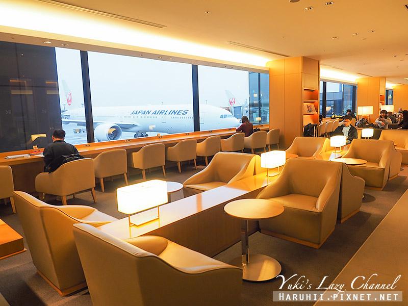 成田機場日航Sakura Lounge5.jpg