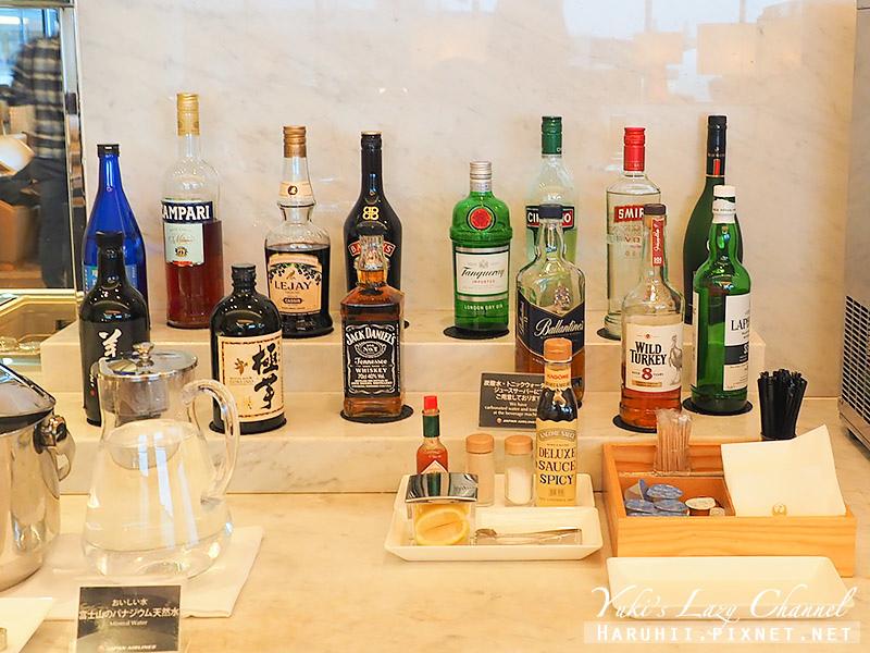成田機場日航Sakura Lounge11.jpg