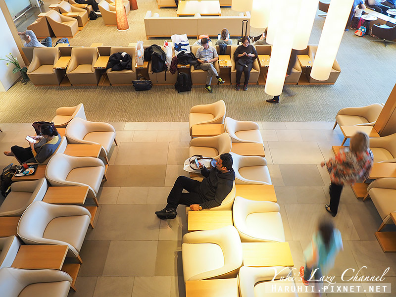 成田機場日航Sakura Lounge12.jpg
