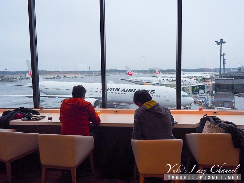 成田機場日航Sakura Lounge14.jpg