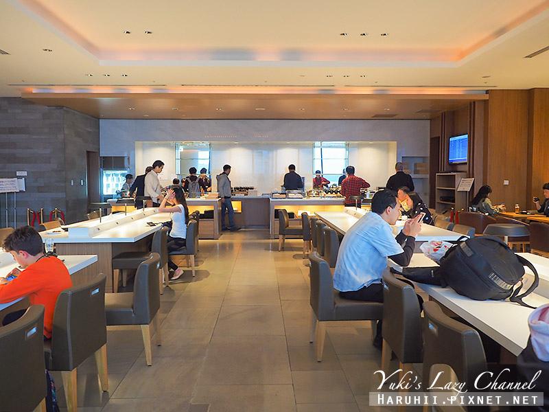 成田機場日航Sakura Lounge13.jpg