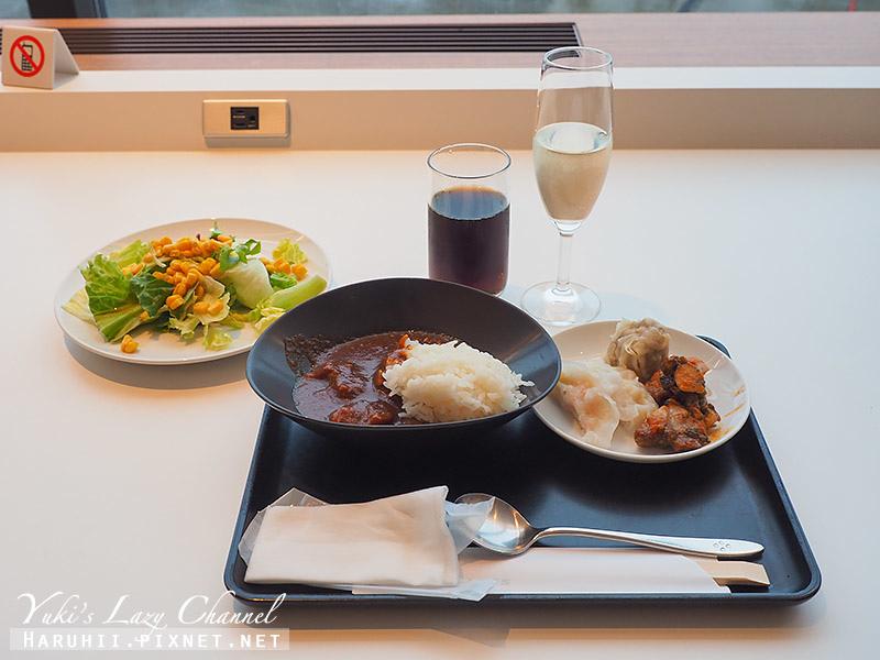成田機場日航Sakura Lounge27.jpg