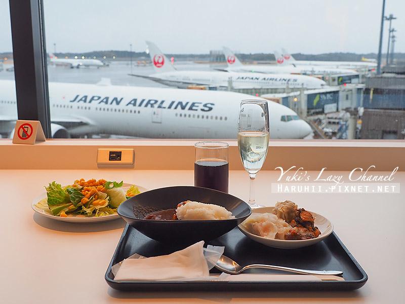 成田機場日航Sakura Lounge26.jpg