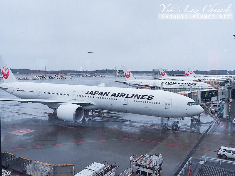 成田機場日航Sakura Lounge28.jpg