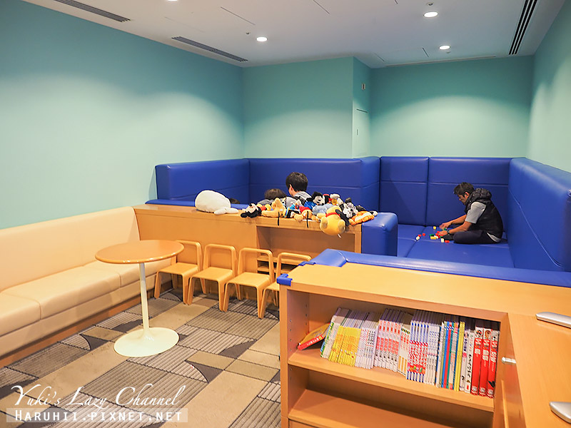 成田機場日航Sakura Lounge31.jpg