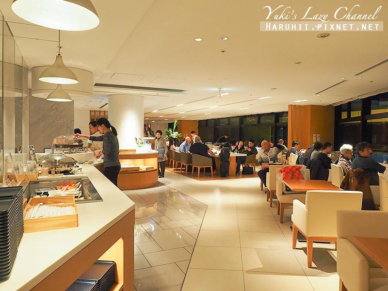 成田機場日航Sakura Lounge38.jpg