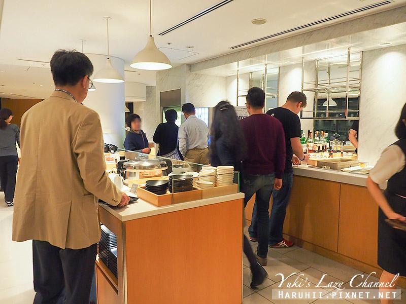 成田機場日航Sakura Lounge41.jpg