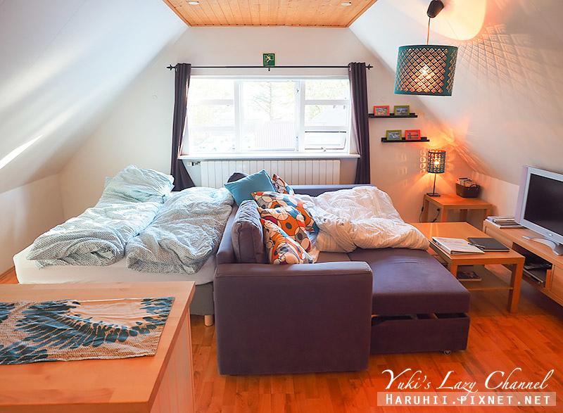 Tryggvagata Apartment特里格瓦加塔公寓