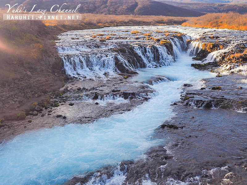 Bruarfoss Waterfall蒂芬尼藍瀑布7.jpg