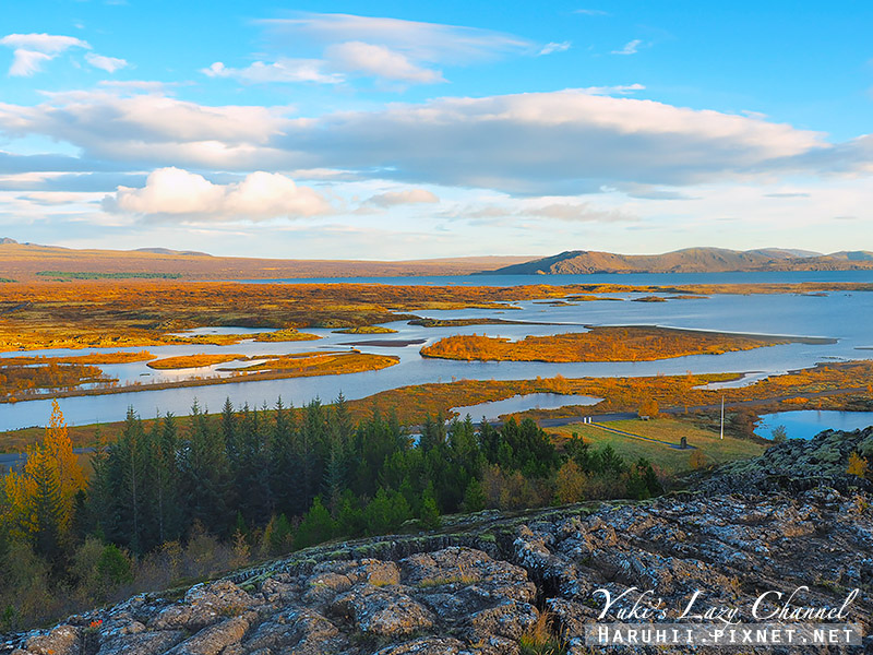 辛格韋德利國家公園 Þingvellir2