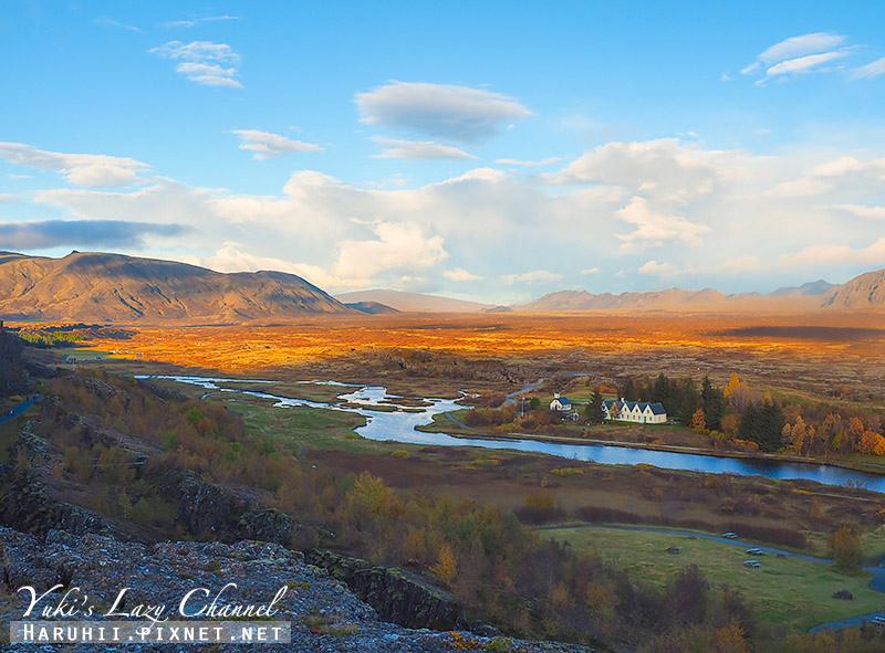 辛格韋德利國家公園 Þingvellir5